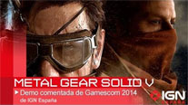 Metal Gear Solid 5 The Phantom Pain - Demo