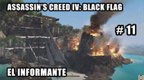 Walkthrough - AC IV: Black Flag #11: El informante